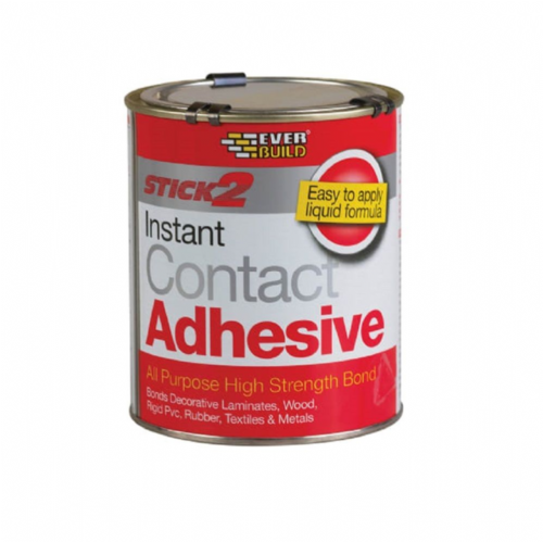 Everbuild Stick2 All Purpose Contact Adhesive 750ml